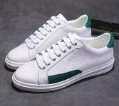 bas prix shoes louis vuitton blanc vert